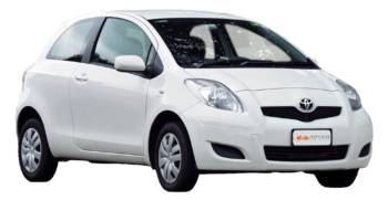 Zante rent a car, Toyota Yaris
