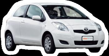 Zante - Zakynthos rent a car, Toyota Yaris