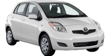 Zante rent a car, Toyota Yaris 5 doors