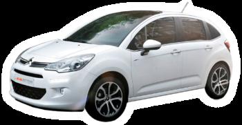Zante - Zakynthos rent a car, CITROEN C3