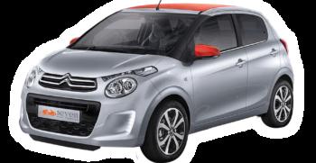 Zante - Zakynthos rent a car, Citroen c1 opentop