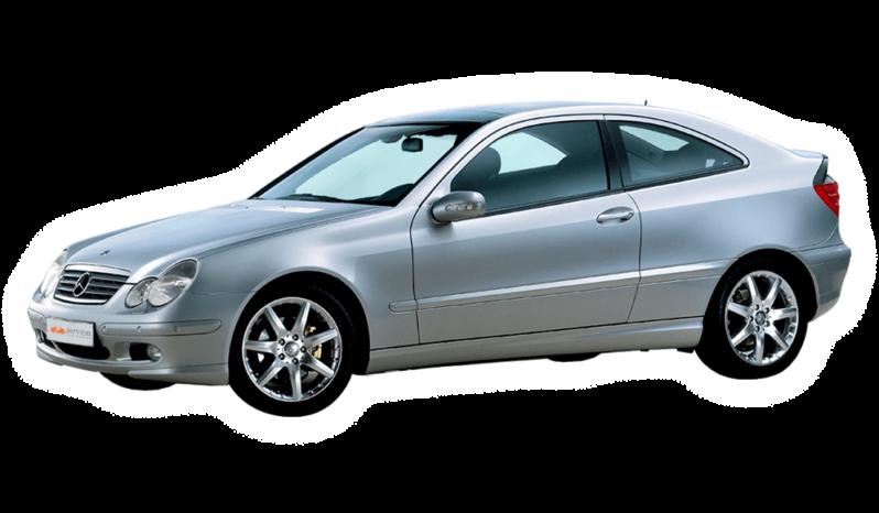 Zante - Zakynthos rent a car, mercedes benz c class