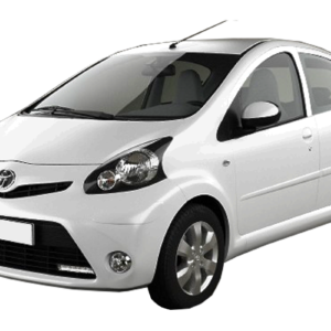 Zante rent a car, Toyota Aygo 5 door