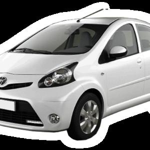 Zante rent a car, Toyota Aygo 5 door