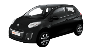 Rent a Citroen C1 car in Zante
